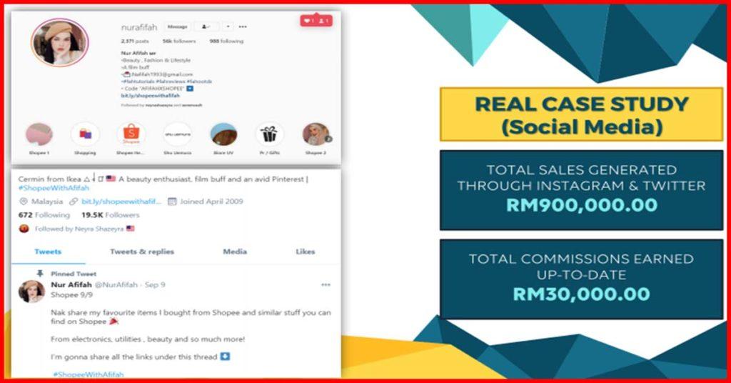 Accesstrade Malaysia Earned Money Case Study 1